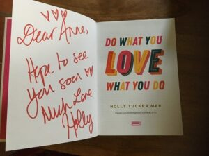 Holly Tucker Book