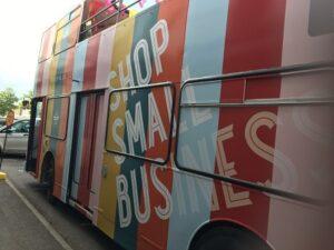 Holly Tucker Bus